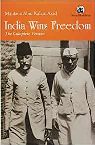 India wins freedom book in hindi