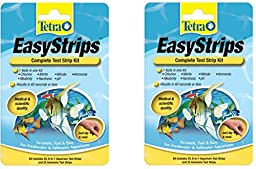 50-Count Tetra EasyStrips Complete Kit - (2 Packages with 25 Strips Each)