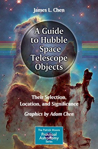 A Guide to Hubble Space Telescope Objects: Their Selection, Location, and Significance (The Patrick Moore Practical Astronomy - Target Locations Map
