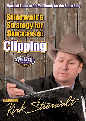 Weaver Leather Stierwalt's Strategy for Success Clipping DVD
