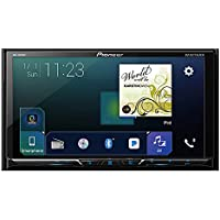 Pioneer AVH-2300NEX Multimedia DVD Receiver with 7 WVGA Display, Apple CarPlay, Android Auto, Built-in Bluetooth, SiriusXM-Ready and AppRadio Mode +