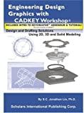 img - for Engineering Design Graphics with CADKEY book / textbook / text book