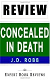 Concealed in Death, Expert Reviews, 1496190017