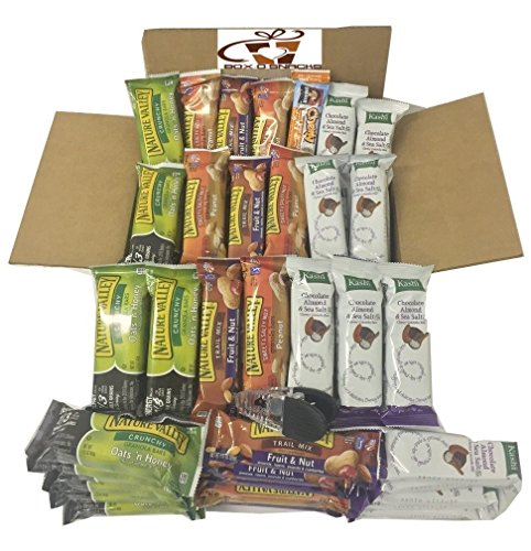 Healthy Snack Bars Sweet & Salty Snack Gift
