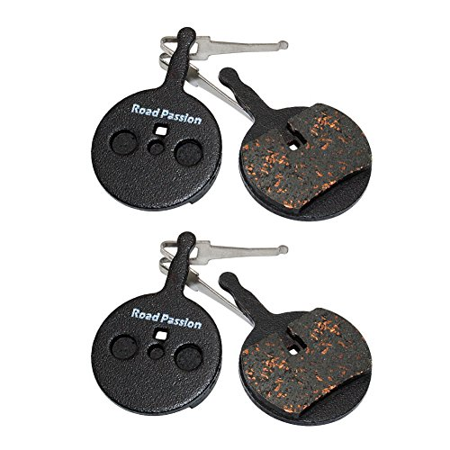 Road Passion Bicycle Disc Brake Pad for Promax DSK-310 710 715 717 720 913 Decipher Solve Render Render-R (Cycles Render)