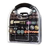 WEN 230321A - Kit de accesorios para herramientas giratorias (320 piezas, con estuche de transporte)
