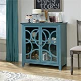 Pemberly Row Accent Chest in Moody Blue