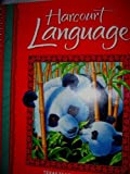 Harcourt Language Arts, Grade 3, Harcourt School Publishers Staff, 0153190965