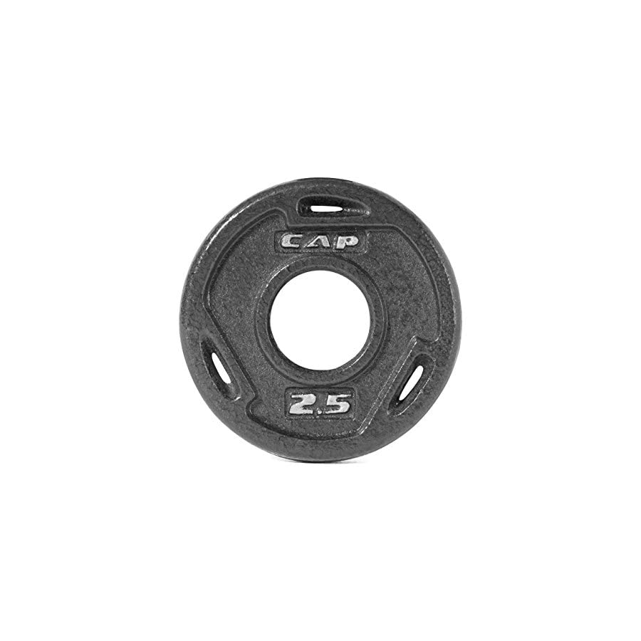 CAP Barbell 2 Inch Olympic Grip Plate