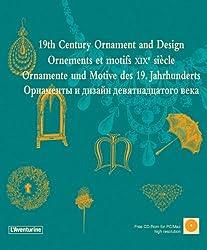 Ornements et motifs XIXe siècle (1Cédérom)