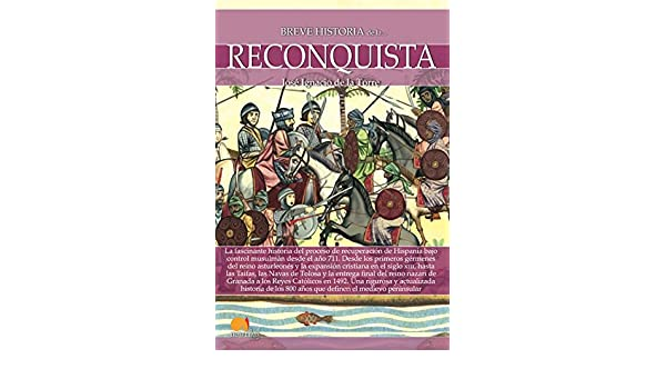 Amazon.com: Breve historia de la Reconquista (Spanish ...