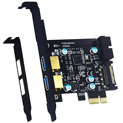 usb3 low profile adapter - 2
