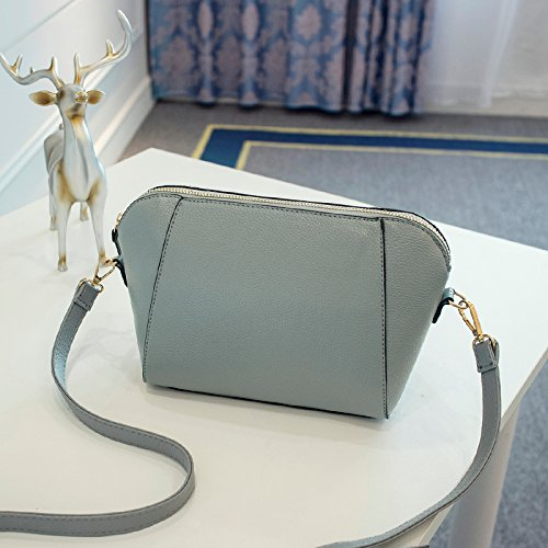 Messenger Shoulder Handbags Leather Gwqgz Pu New Fashion Shell Bag quality Simple Lady High Sweet Casual Women 6Cvr6Zqxn