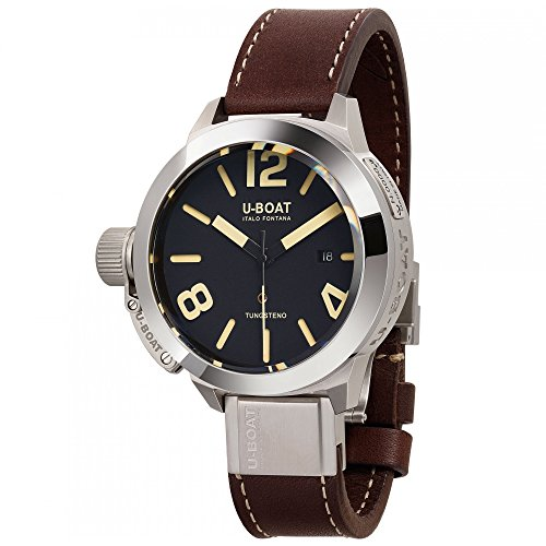 U-Boat 8092 Classico 50 Tungsteno AS1 Wristwatch