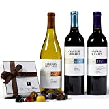 Holiday Mix + Chocolate Wine Gift Set