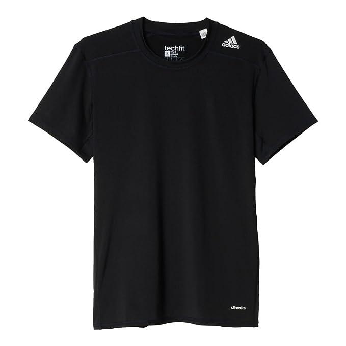 Men's Adidas Techfit Base Layer Short Sleeve Tee