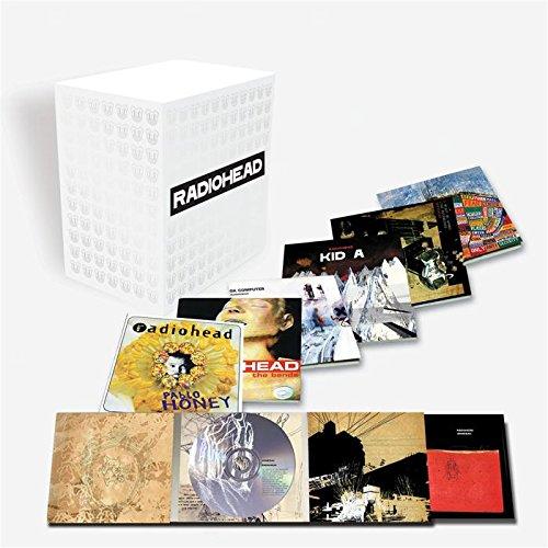 Radiohead by Parlophone