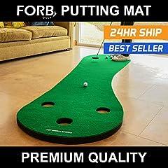 Home Golf Putting Mat