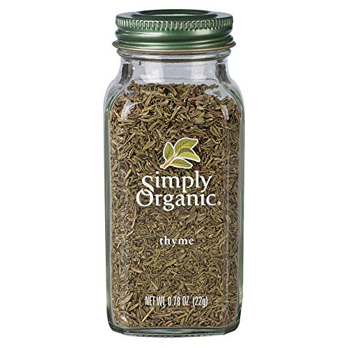 Simply Organic Whole Thyme Leaf
