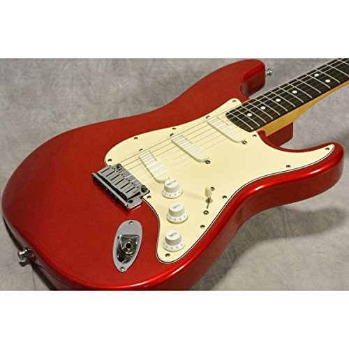 Fender/Stratocaster Plus Frost Red/Rosewood B07F67K18B