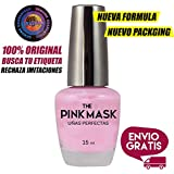 THE PINK MASK - Blemish mask nail - Perfect for Nail Art