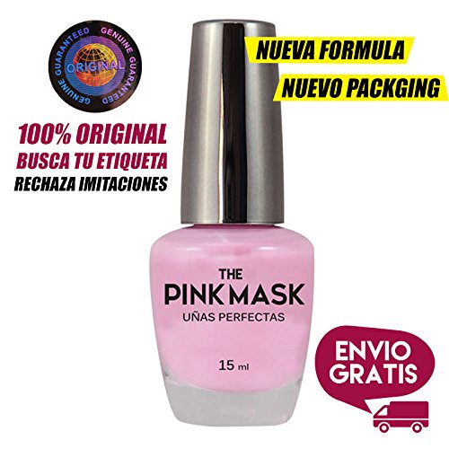 7 opinioni per THE PINK MASK- Maschera Spot Eraser unghie- Perfetto per Nail Art
