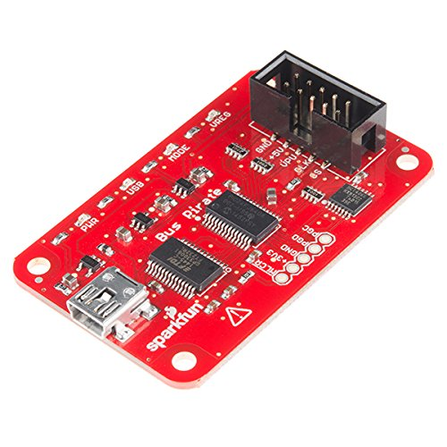 Bus Pirate 3.6a by SparkFun