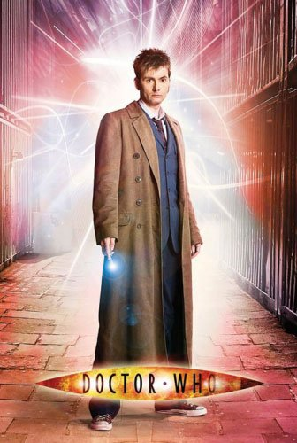 Doctor Who - TV Poster / Print