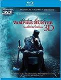 Abraham Lincoln: Vampire Hunter (Bilingual) [3D Blu-ray]