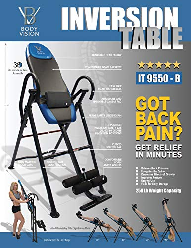 Buy inversion table 2018