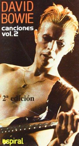 Descargar Libro . Canciones - Volumen Ii David Bowie