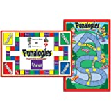 Funalogies Laminated Analogies Games - Super Duper Educational Learning Toy for Kids