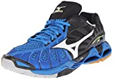 Mizuno Men's Wave Tornado x Volleyball Shoe, Directoire Blue/Black, 7 D US