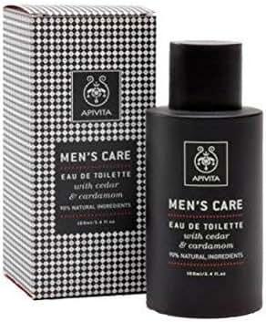 Apivita Men's Care Eau De Toilette 100ml / 3.35 oz