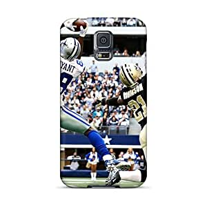 New Tpu Hard Case Premium Galaxy S5 Skin Case Cover(dallas Cowboys Bryant)