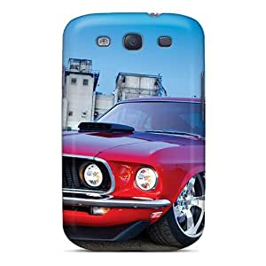 New Design Shatterproof GwI1602IRPl Case For Galaxy S3 (mustang For Sweetwitchy)