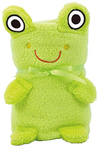 Brownlow Gifts Baby Blankie, Froggie by Brownlow Gifts