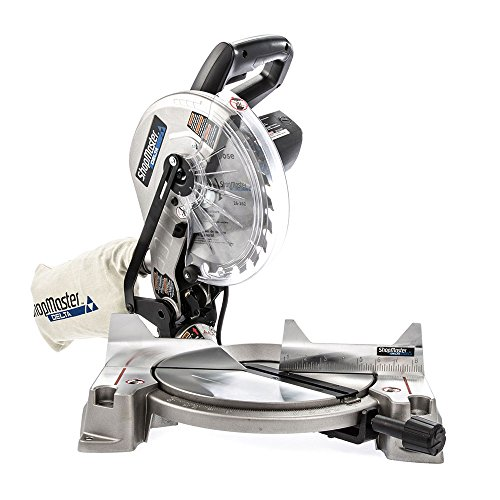 Delta S26-260L Shopmaster 10 In. Miter Saw with Laser, Sliver by Delta (Image #3)