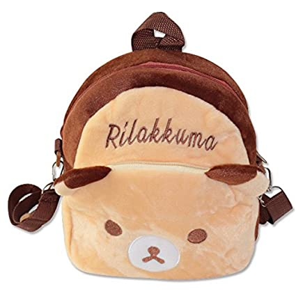 8cb78f297be1 Amazon.com  Backpack Kid Girl Children Shoulder Rilakkuma Travel Bag  Satchel US Seller ~ We Pay Your Sales Tax  Office Products