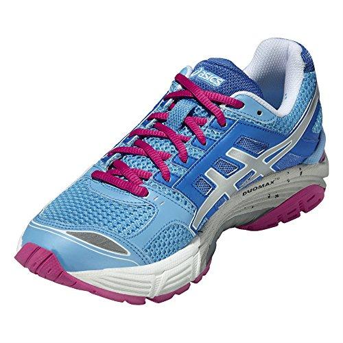 Sport Femme Course foundation 11 De Asics Bleu Fitness Gel Chaussures xq70Ywx46