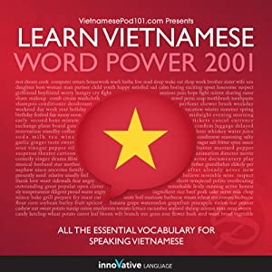 Learn Vietnamese - Word Power 2001 Audiobook
