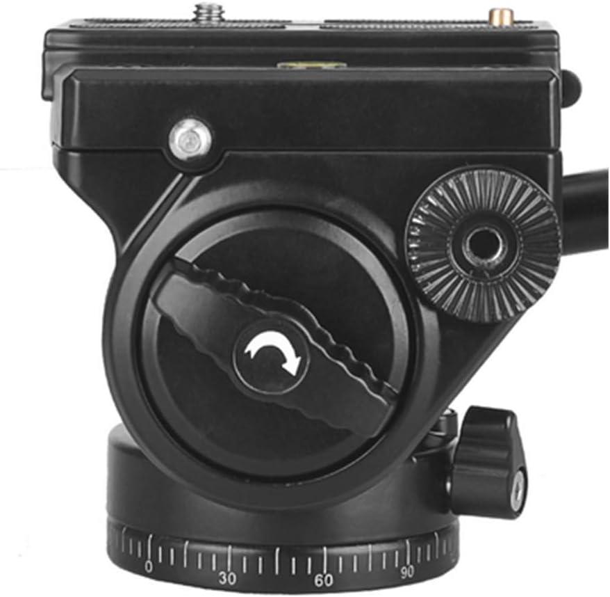 QZSD Q90 Aluminum Swivel Tripod pan Head with Quick Release Plate for Camera