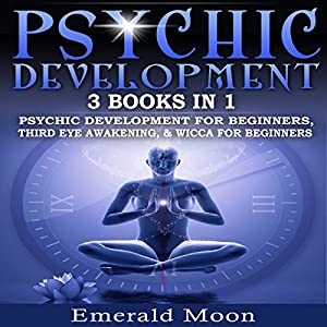 Psychic: 3-in-1 Bundle Audiobook