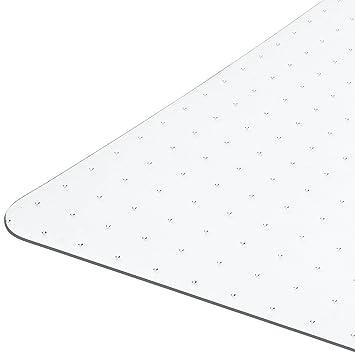 Profi Bodenschutzmatte Transparente Für Teppichböden 150 Cm X 120 Cm ZuverläSsige Leistung Büromöbel Kleinmöbel & Accessoires