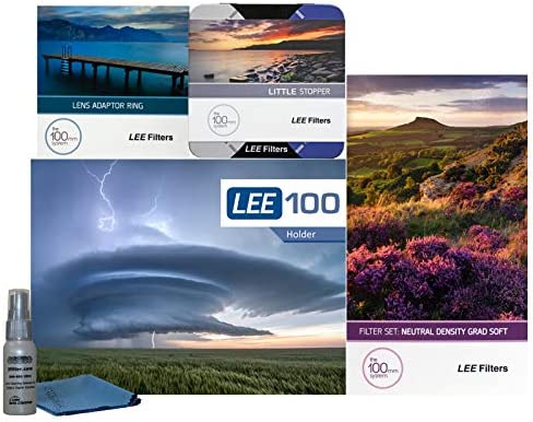 LEE Filters LEE100 77mm ランドスケープスターターキット 2 - LEE Filters LEE100フィ