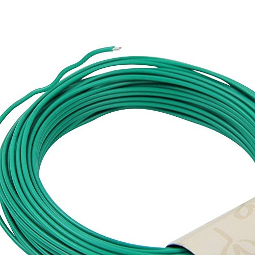 (VIMOA Garden Twist Tie Bonsai Training Wire 50 Feet 1.8mm Twine Perfect for Plant Cages)