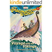 Voyage with the Vikings (AIO Imagination Station Books Book 1)