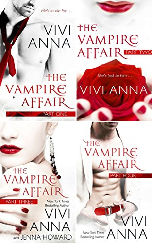 (The Vampire Affair Complete Collection (Billionaires After Dark))