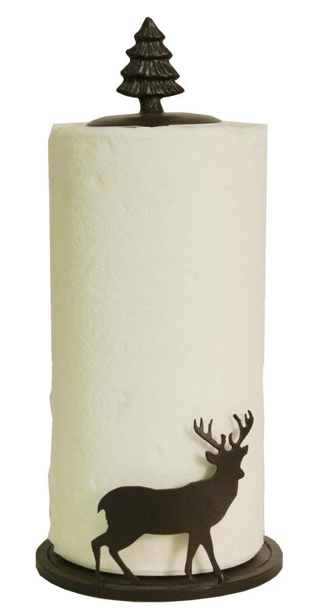 LL Home Deer Paper Towel Holder by LL Home