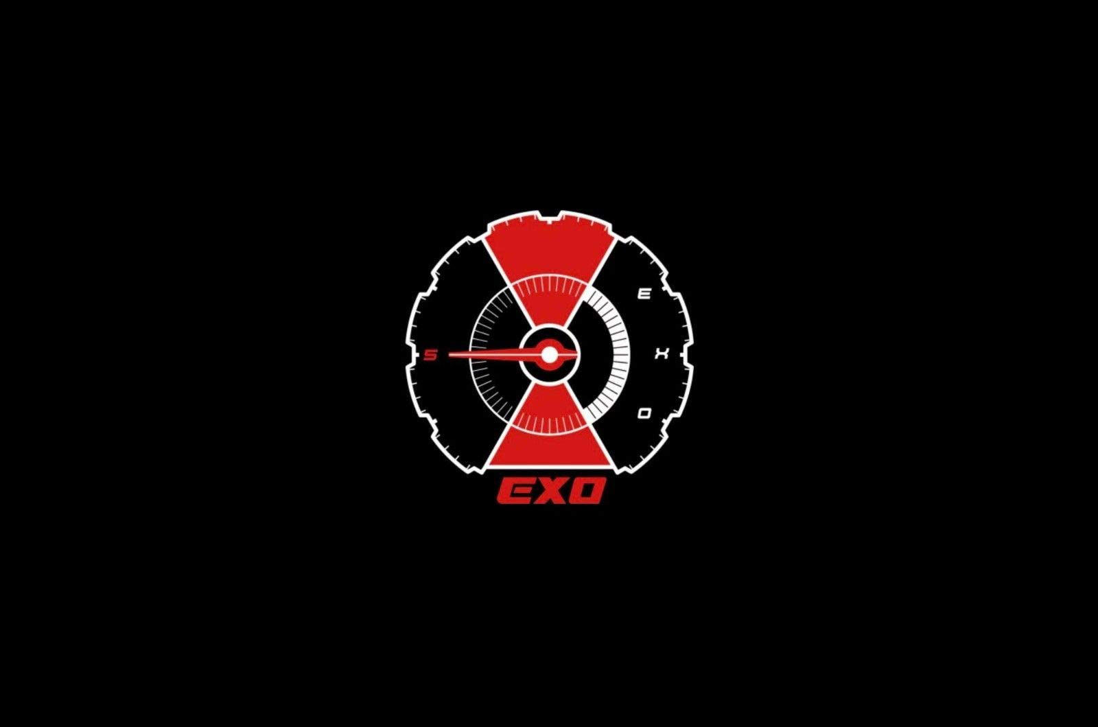 EXO-[Don't Mess Up My Tempo]5th Album 3 Ver Set CD+1p Poster+Booklet+Card+Pre-Order+Extra PhotoCard Set+Tracking Number K-POP Sealed